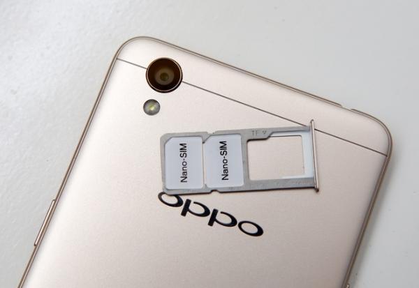 Oppo A37 có hỗ trợ sim 4G