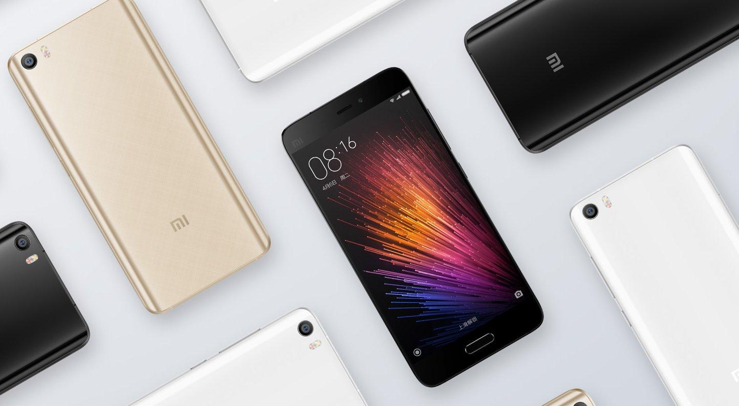 Xiaomi Mi 5 có thiết kế tinh xảo và sang trọng