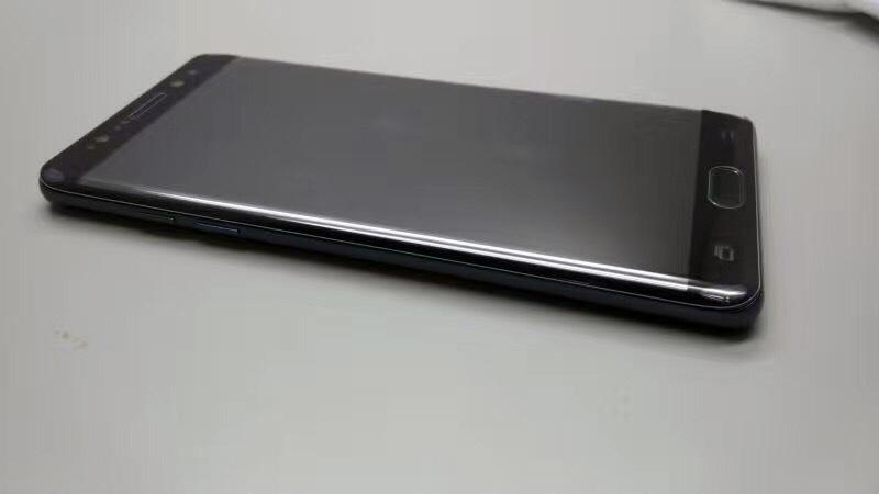 Galaxy Note 7 bị đen màn hình