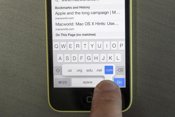 Cách sửa lỗi bàn phím iphone 4 bị lỗi chậm khi dùng IOS 7